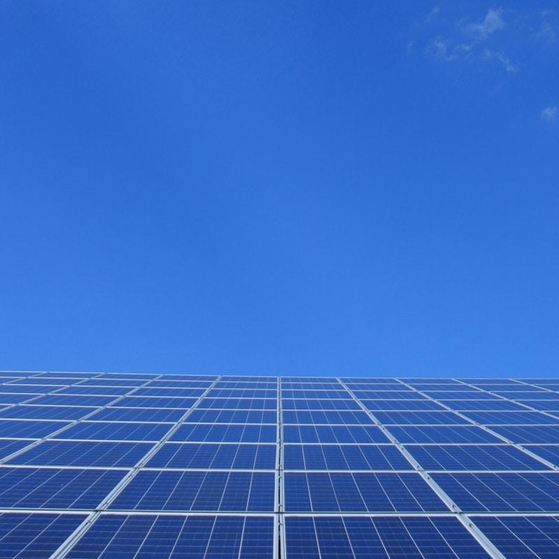 solar panels zero net energy buildings