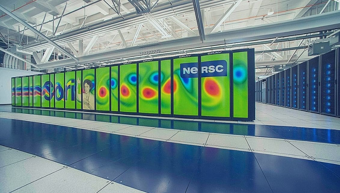 data center energy efficiency consulting lbl nersc cray supercomputer