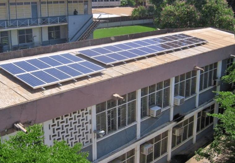 building solar impact energy benchmarking eui