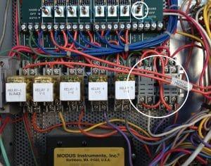 bms grocery energy efficiency measure savings kw engineering