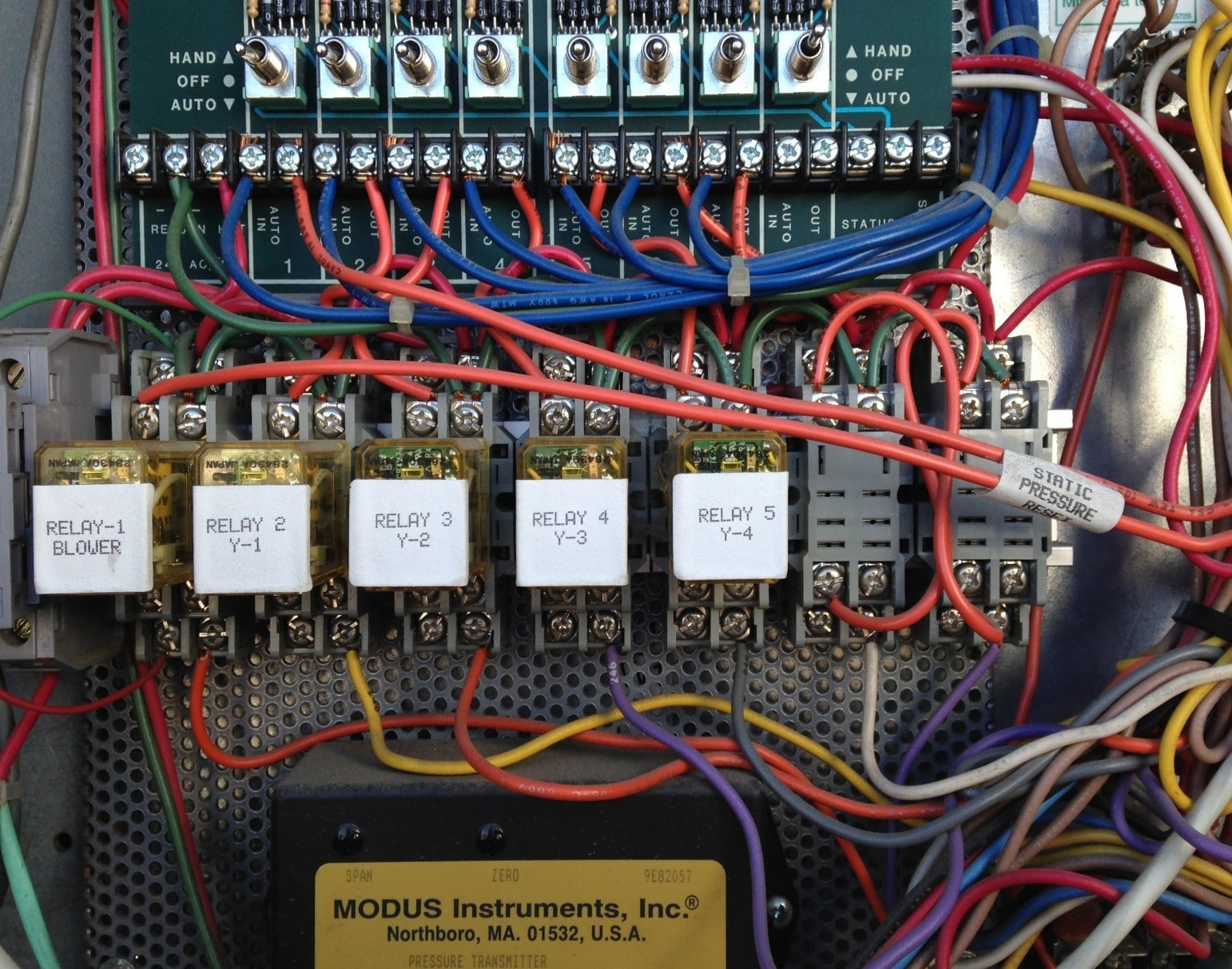 bms grocery store hardwired bypass energy efficiency kw engineering