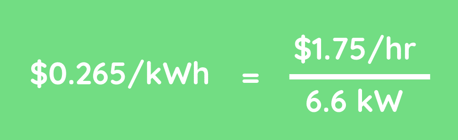 How to Save Money when EV Charging - kW Engineering