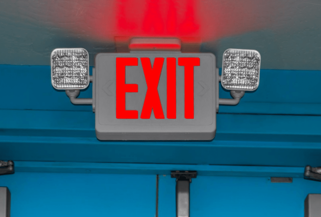 energy efficiency consulting egress lighting blog post kw engineering