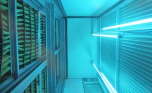 uv-light-disinfect-hvac-air-handler-kill-covid-19-coronavirus-office-workplace-healthy-business-kw-engineering-energy-efficiency
