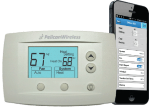 pelican-wireless-thermostats-save-money-air-conditioner-small-business-smart-thermostat-kw-engineering-energy-efficiency-consultants