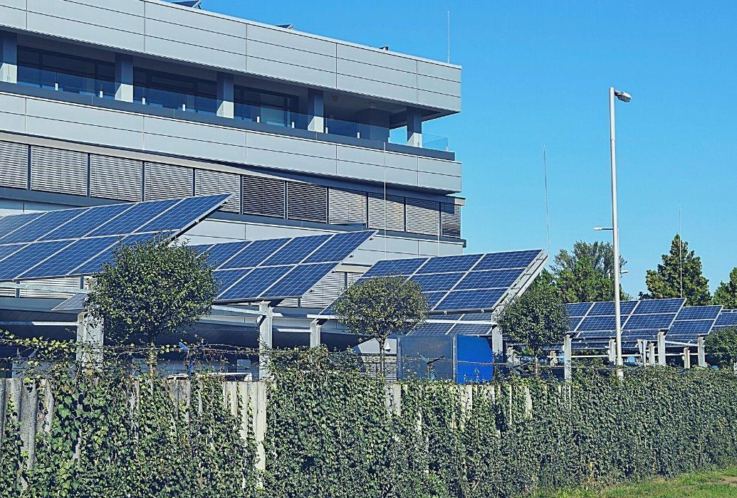 municipal buildings solar panels zne zero net energy znc zero net carbon difference energy efficiency consulting