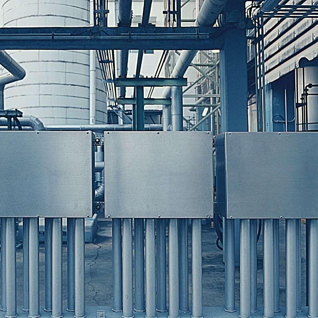 industrial energy panel monitoring measurements kw engineering