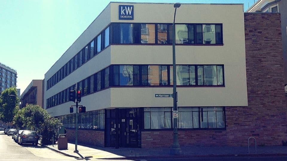 kw engineering sustainable headquarters