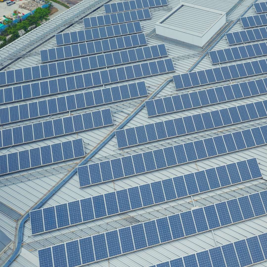 solar panels renewable energy electrification zne kw engineering